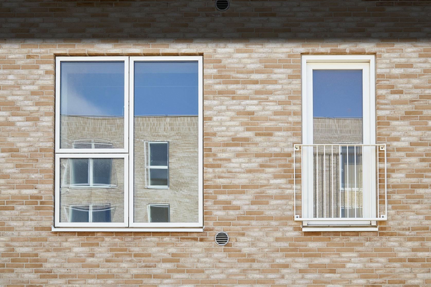 Gudrunsvej Aarhus nybyg | Vinther og Lassen tømrer, snedker, vinduer, tag